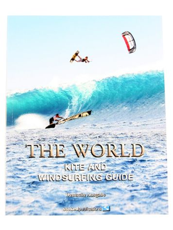 stoked publications Kite and Windsurfing Guide World