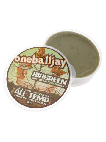 oneballjay Biogreen Rub On All Temp Wax