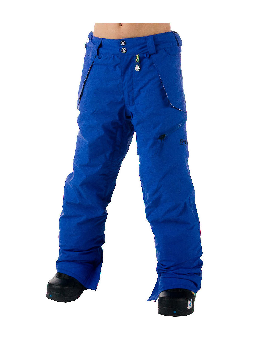 Outpost Insulated Pant Youth