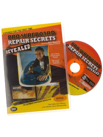 X-treme Pro Surfboard Repair Revealed DVD