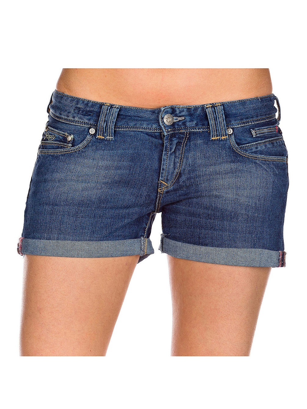 Rosie Medium Blue Short Women