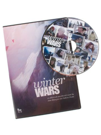 Kids Know Winter Wars DVD