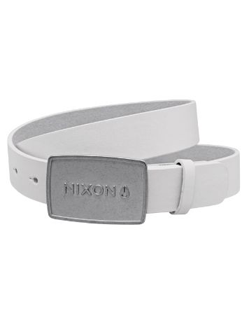 Nixon Wordmark Raw Belt