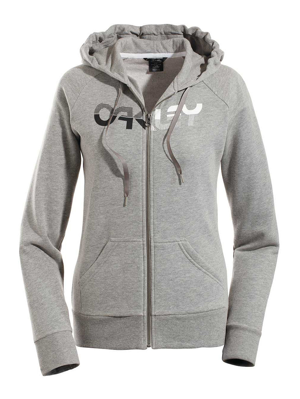 Factory Zip Hood Women