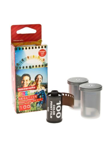 Lomography Lomography 100/36 Colorneg 3-pack