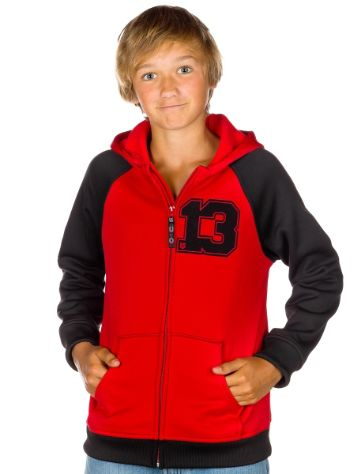 Burton Bonded Zip Hood Youth