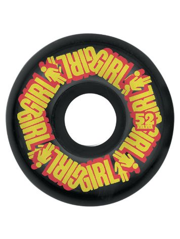 Girl Big Girl 3D 52mm Wheels