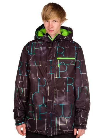 Rip Curl Answer Printed Jacket