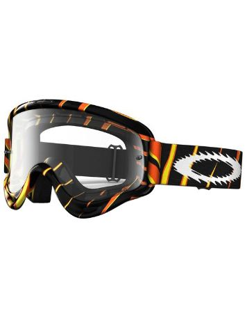 Oakley O Frame Mx razors edge orange yellow bla