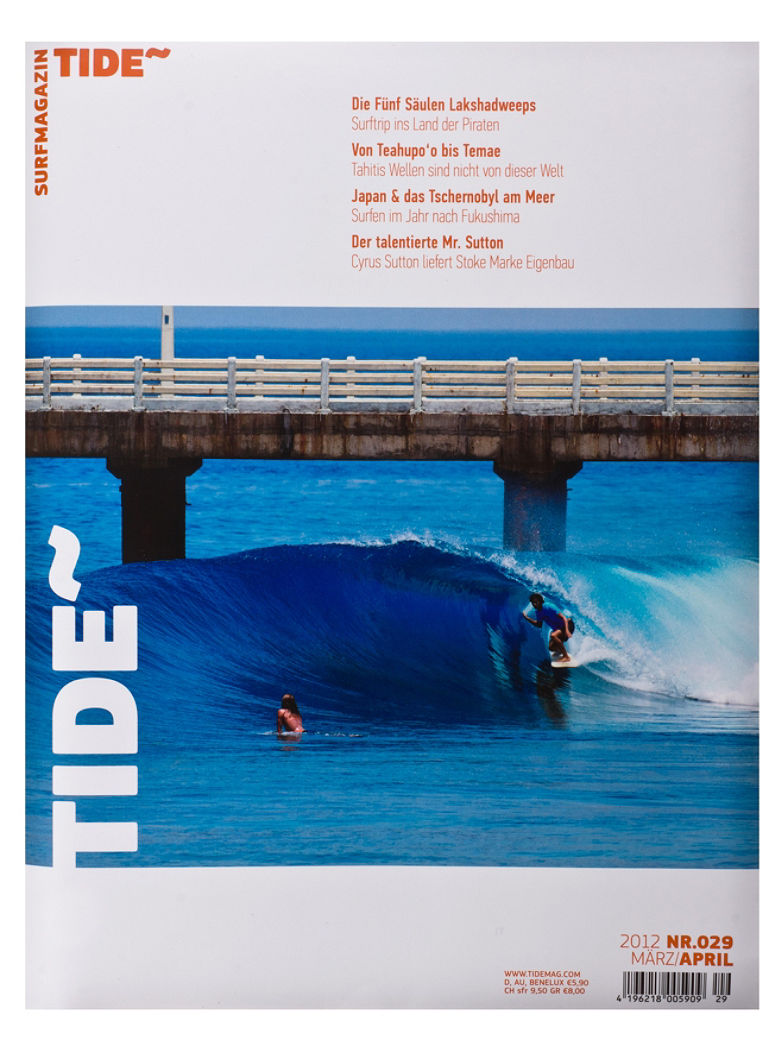 B�cher Tide Tide Issue 29 vergr��ern