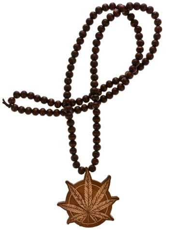 Wood Fellas Hemp Necklace