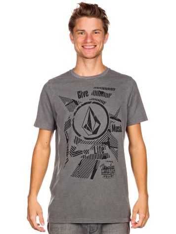 Volcom Fender Collab Vent T-Shirt