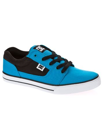 DC Bristol Canvas Skateshoes Boys
