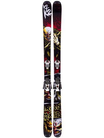 Oferta: K2 Iron Maiden Griffon 13 Set 169 2013