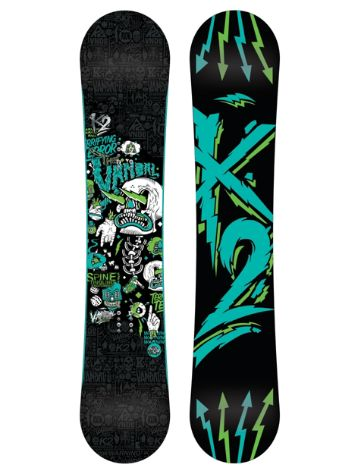 K2 Vandal 148 Wide 2013 Youth