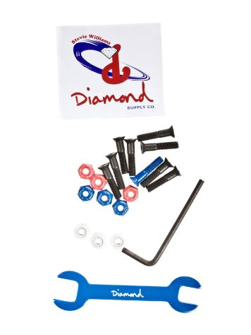 Diamond Hella Tight Hardware Stevie Williams 7/8""