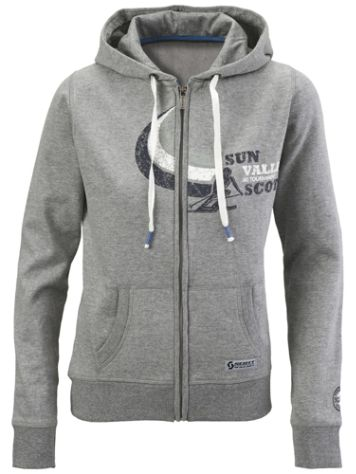 Scott Currie Zip Hood