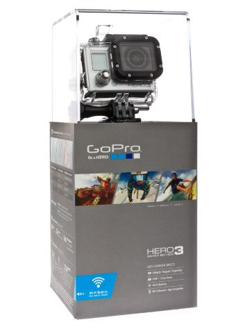GoPro Cam HERO3 Silver Edition