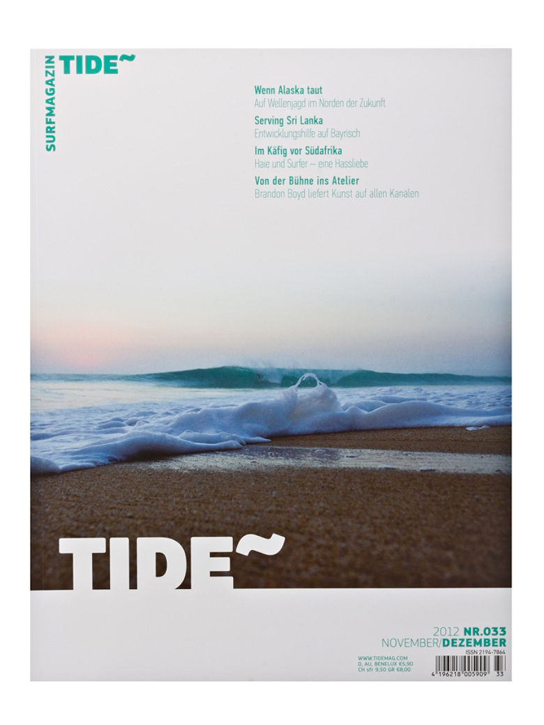 B�cher Tide Tide Issue 33 vergr��ern