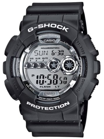 G-SHOCK GD-100BW-1ER