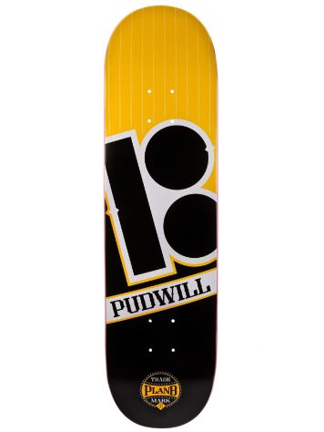 Plan B Pudwill Baseball 8.25 Deck