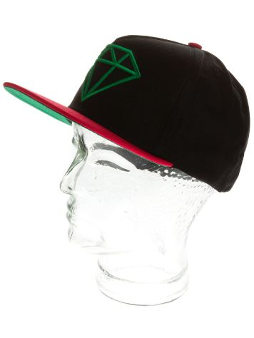Diamond Rock Snapback Cap
