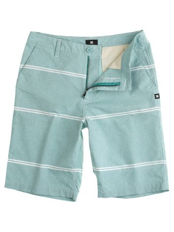 DC White Moon Shorts