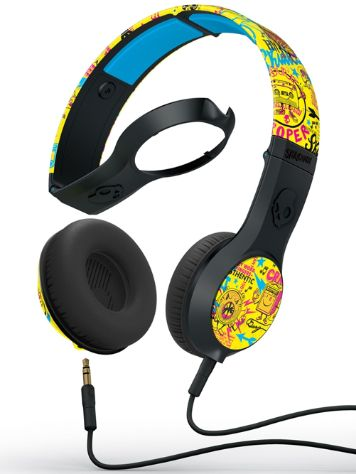 Skullcandy Cassette Headphones
