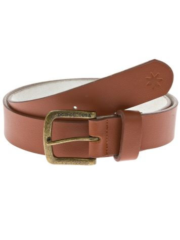 DC Star Leather Belt