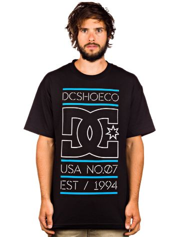 DC RD Highlight Stacked T-Shirt