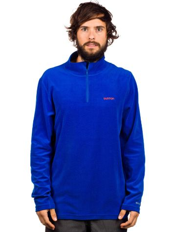 Burton Expedition 1/4 Zip Tech Shirt LS