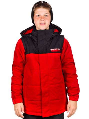 Burton Icon Puffy Jacket Boys