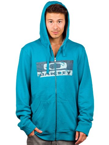 Oakley Crackle Griffins Nest Fleece Zip Hoodie