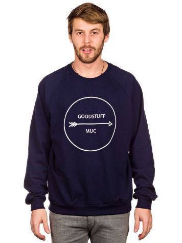 Goodstuff Circle Crewneck Sweater