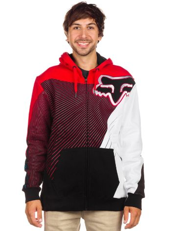 Fox Flight Superior Front Zip Hoodie