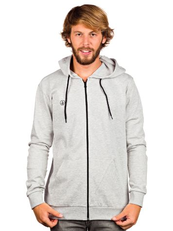 Volcom Icon Fleece Zip Hoodie