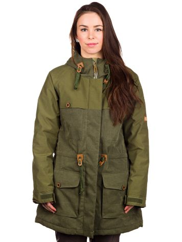 Powder Room Oscar Rider Length Jacket