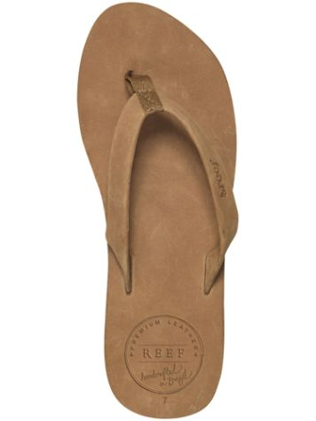 Reef Girls Skinny Leather Sandals
