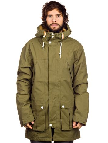Colour Wear Parka Jacket