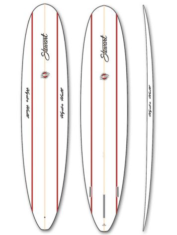 Stewart Stewart Hydro Hull PU 9.0 Red/Black