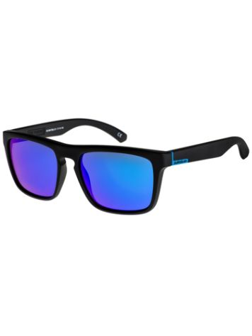 Quiksilver The Ferris black mat/blue