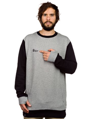deliver clothing Riders Crew Neck Sweater