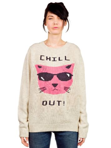 Glamour Kills Chill Out Knit Sweater