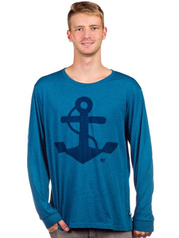 Makia Anchor T-Shirt LS
