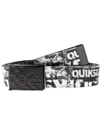 Quiksilver Day In Life Stg Steel Grey X3 Belt