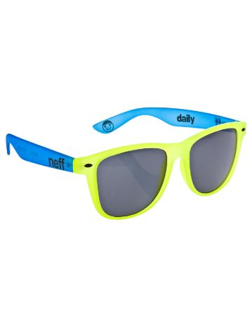 Neff Daily Shades yellow/blue