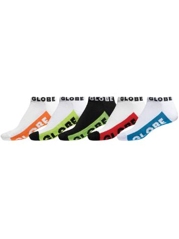 Globe Multi Brights Ankle Socks Boys