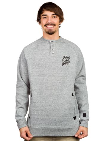 Ride Henley Crew Sweater