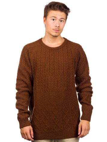 Cleptomanicx Mork Sweater