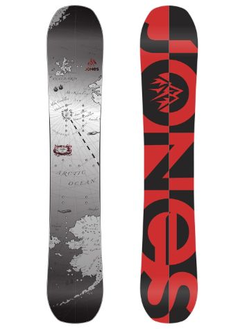 Jones Snowboards Solution Split 164 2014
